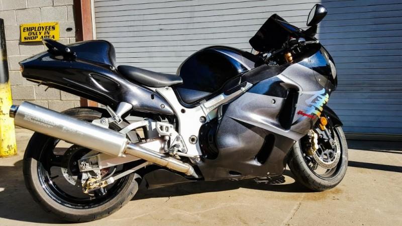 Suzuki HAYABUSA 1300 2006 price $8,950