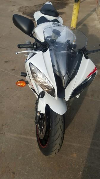 Yamaha R6 2010 price $8,995