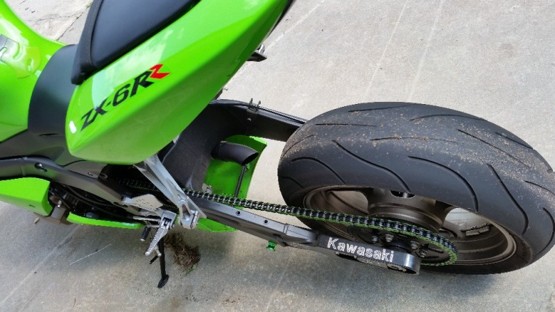 Kawasaki ZX-600RR 2006 price $5,995