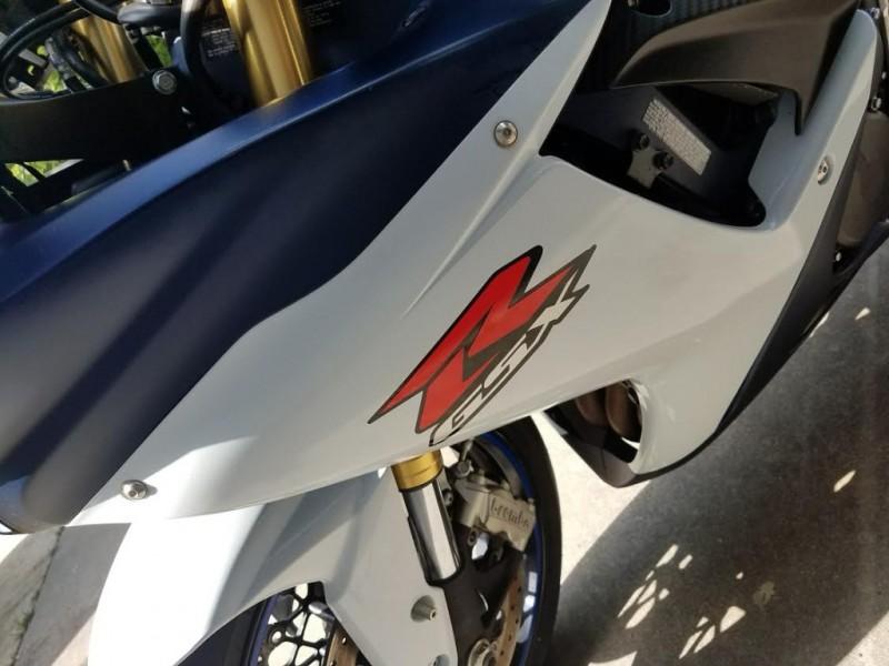 Suzuki GSXR-750 2012 price $9,450