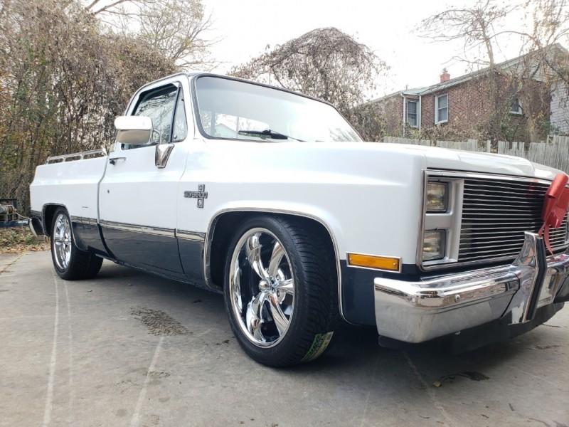 Chevrolet Silverado 1500 1984 price $19,850