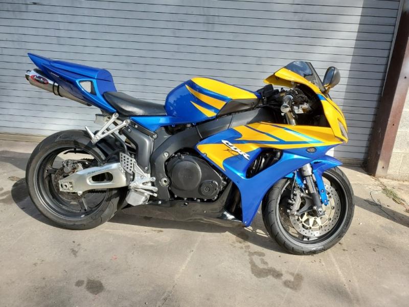Honda CBR1000RR 2006 price $6,995