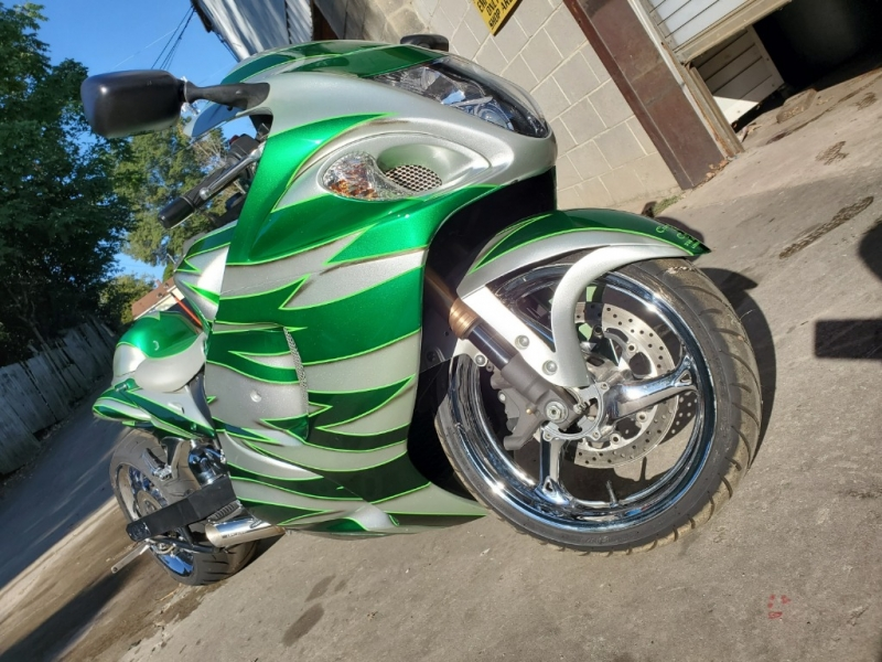Suzuki HAYABUSA 2011 price $19,950