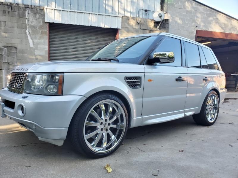 Land Rover Range Rover Sport 2008 price $10,950