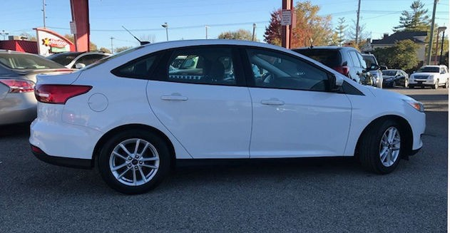 Ford Focus 2015 price $14,997