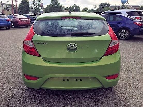Hyundai Accent 2013 price $7,997