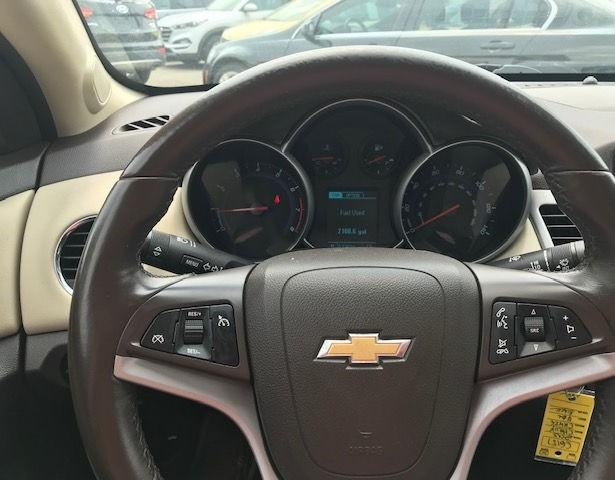 Chevrolet Cruze 2013 price $10,997