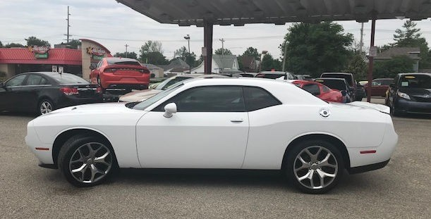 Dodge Challenger 2015 price $24,997
