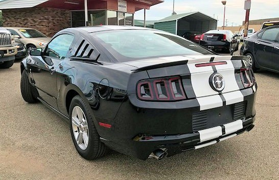 Ford Mustang 2014 price $17,997