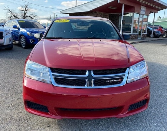 Dodge Avenger 2013 price $11,700