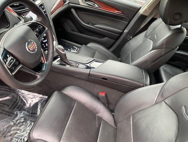 Cadillac CTS Sedan 2014 price $18,997