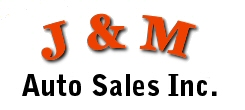 J&M Auto Sales Inc