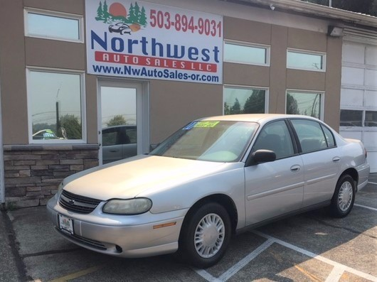 Chevrolet Malibu 2001 price $3,495