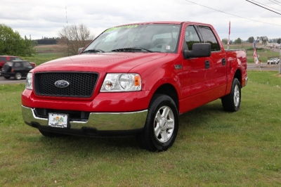 2004 Ford F-150 SuperCrew 139 XLT