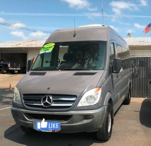 """2011 Mercedes-Benz Sprinter Passenger Vans 2500 170"""""""