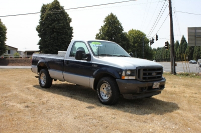 "2002 Ford Super Duty F-250 Reg Cab 137"" XL"