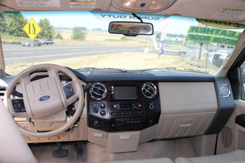 Ford Super Duty F-250 SRW 2008 price $20,997