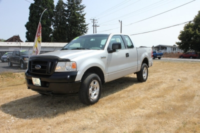 "2004 Ford F-150 Supercab 133"" STX 4WD"
