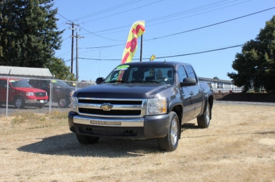 "2010 Chevrolet Silverado 1500 Hybrid 4WD Crew Cab 143.5"" 1HY"
