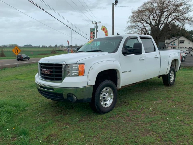 GMC Sierra 2500HD 2008 price $18,997