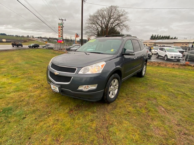 Chevrolet Traverse 2011 price $9,997