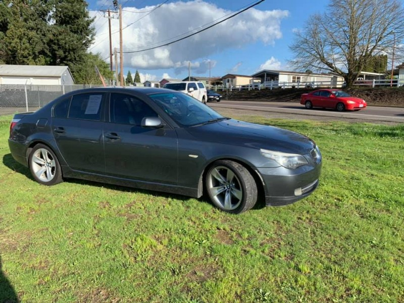 BMW 5-Series 2008 price $8,497