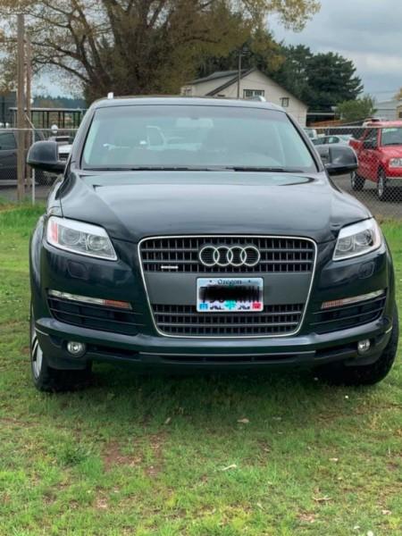 Audi Q7 2007 price $8,497
