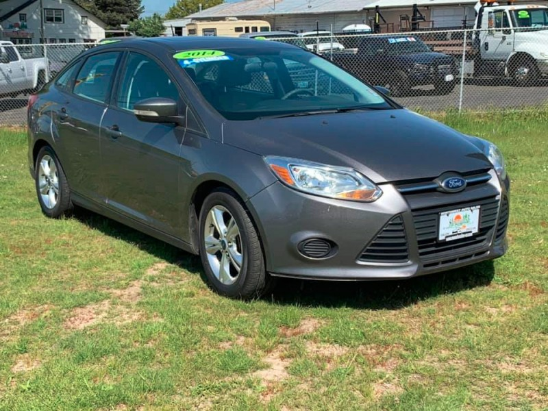 Ford Focus 2014 price $8,997