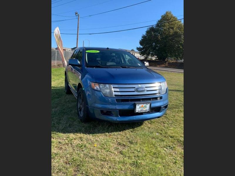 Ford Edge 2010 price $8,550
