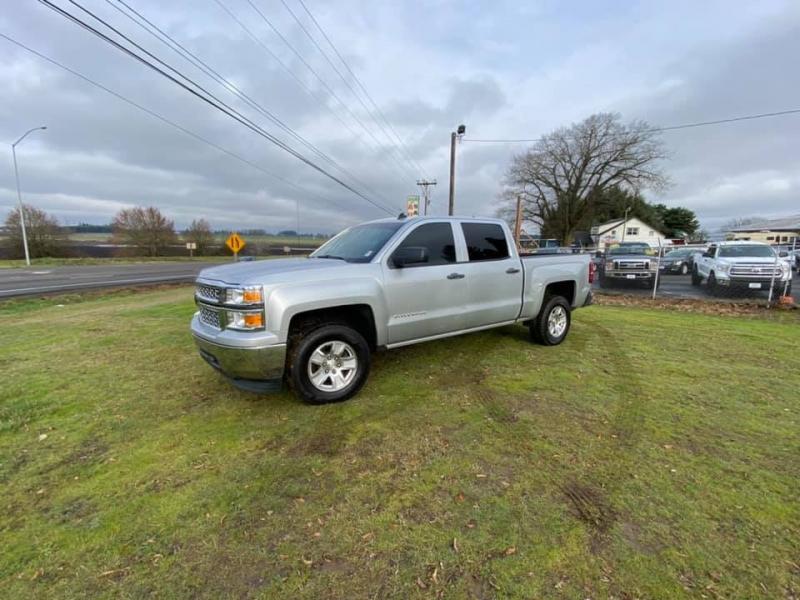 Chevrolet Silverado 1500 2014 price $21,497