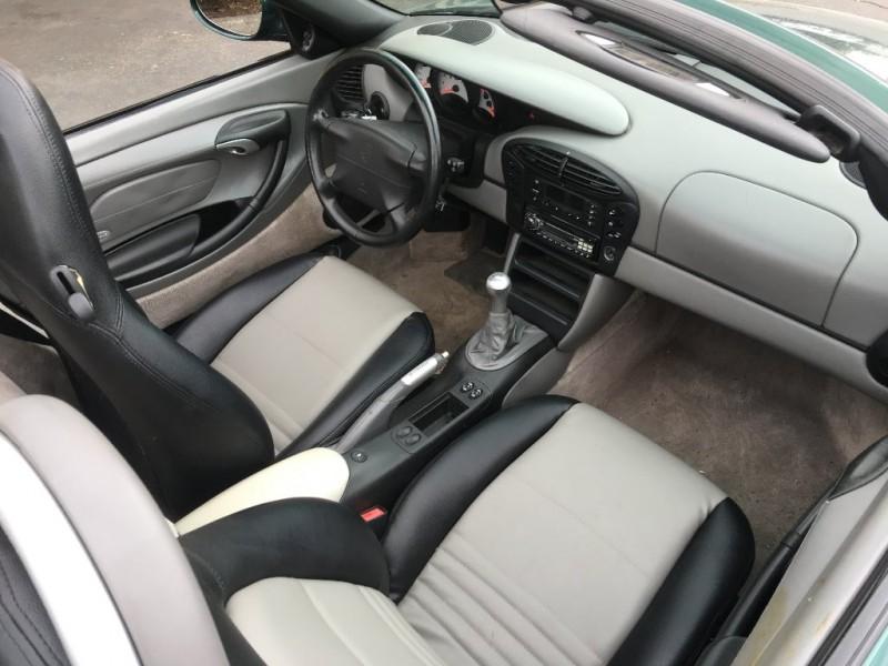 Porsche Boxster 2000 price $9,962