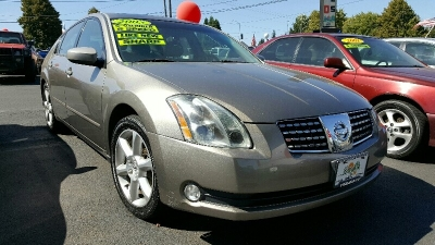 2005 Nissan Altima 4dr Sdn V6 Manual 3.5 SE-R