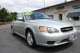 Subaru Legacy Sedan (Natl) 2005