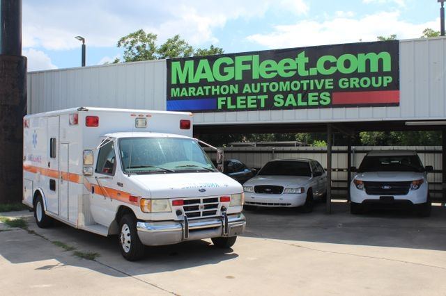 2002 Ford E450 Ambulance