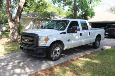 Ford F250 Super Duty Crew Cab 2012