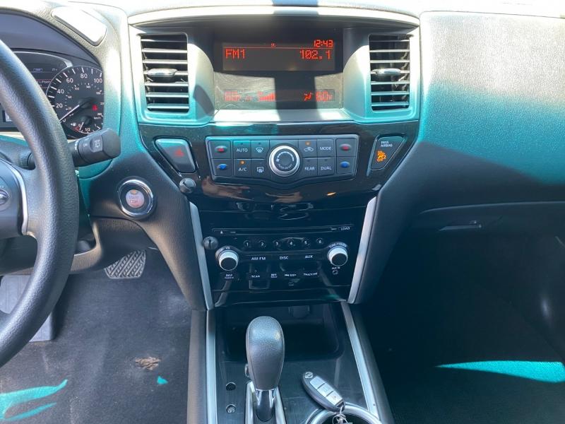 Nissan Pathfinder 2014 price $9,995
