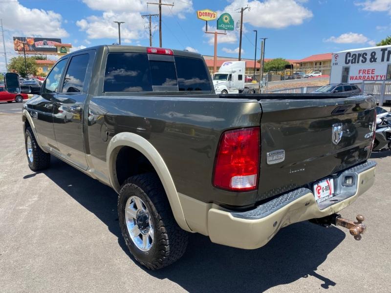 RAM 2500 2011 price $26,995