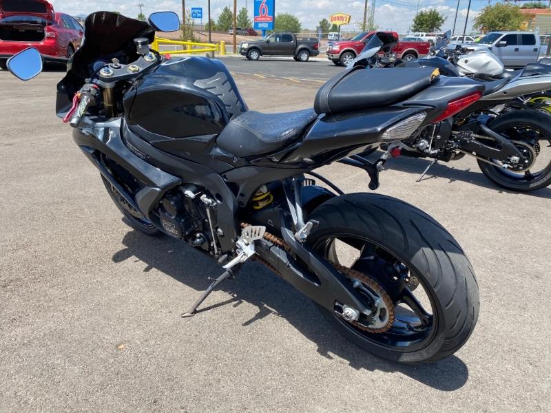 Suzuki GSX R600 2009 price $6,995