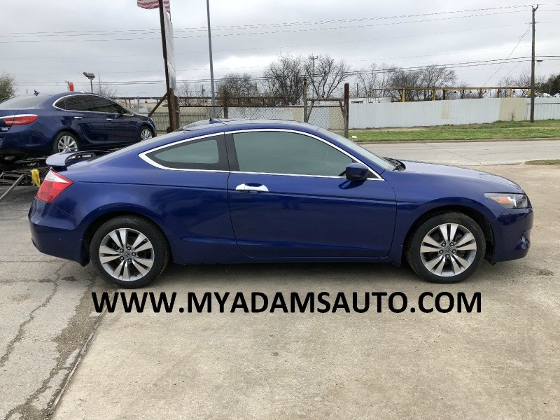 Honda Accord Cpe 2009 price $1,500 Down