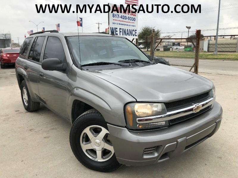 Chevrolet TrailBlazer 2006 price $1,000 Down