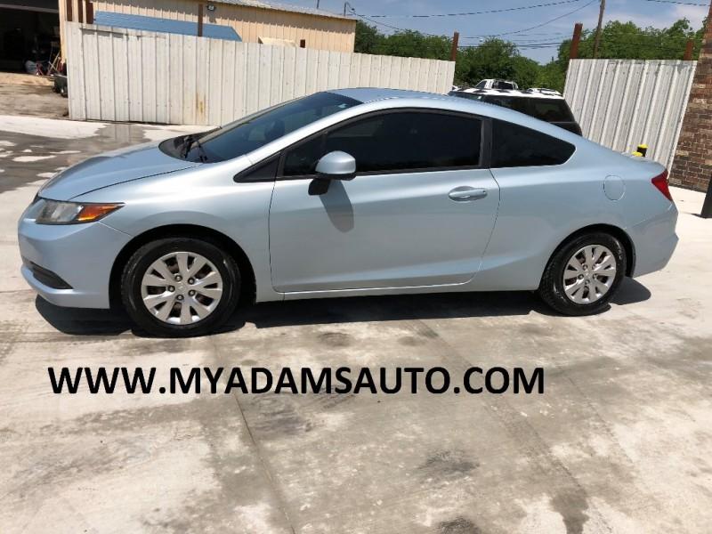Honda Civic Cpe 2012 price $1,500 Down