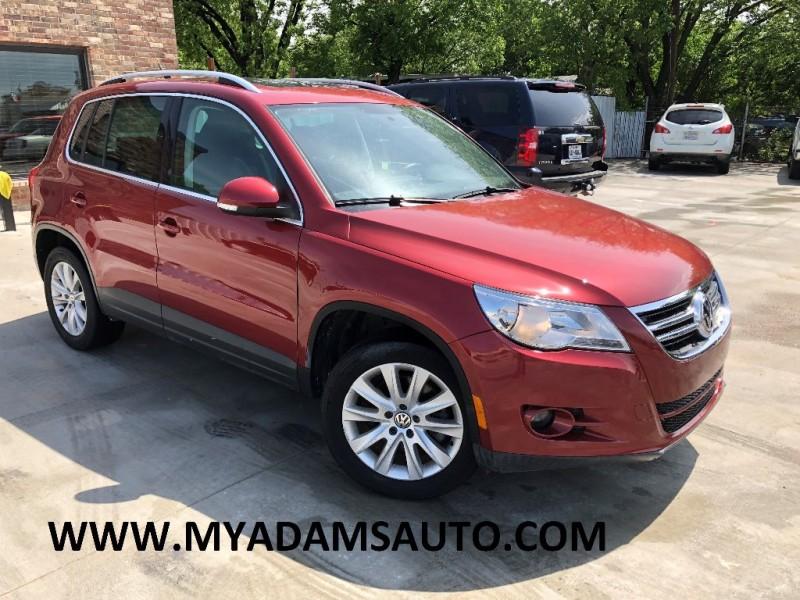 Volkswagen Tiguan 2009 price $1,500 Down