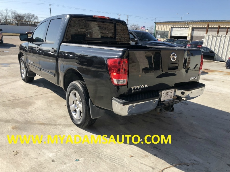 Nissan Titan 2010 price $2,000 Down