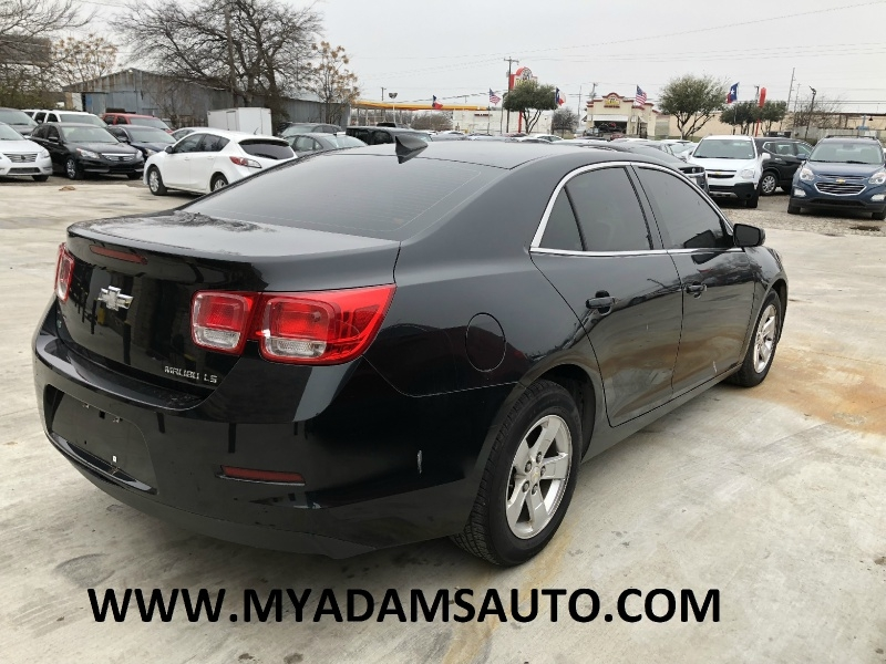 Chevrolet Malibu 2015 price $2,500 Down