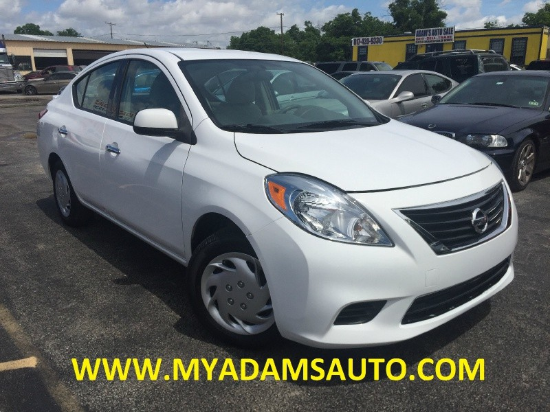 Nissan Versa 2014 price $1,000 Down