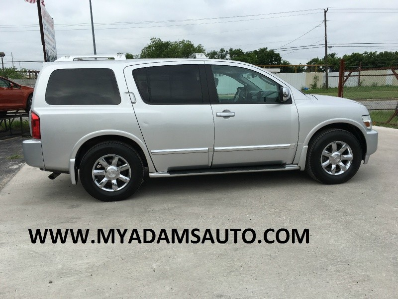 Infiniti QX56 2006 price $1,500 Down