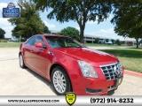 Cadillac CTS Sedan 2013