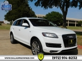 Audi Q7 Premium Plus Supercharged 2013