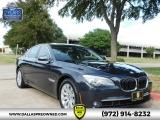 BMW 750I X-DRIVE 2011