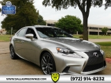 Lexus IS 250 F-Sport 2015